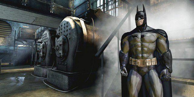 Batman Arkham Asylum image