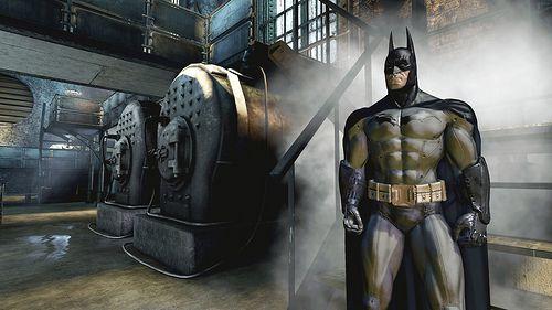 Batman Arkham Asylum pics