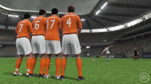 FIFA 10 review pics