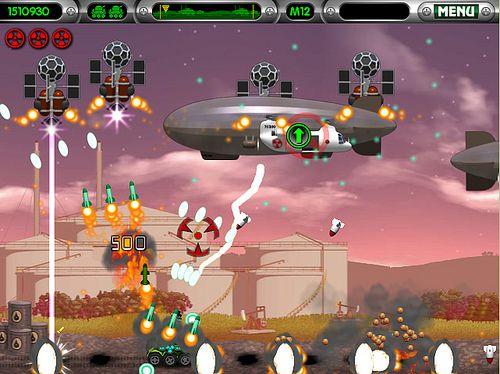 Heavy Weapon review screenshots