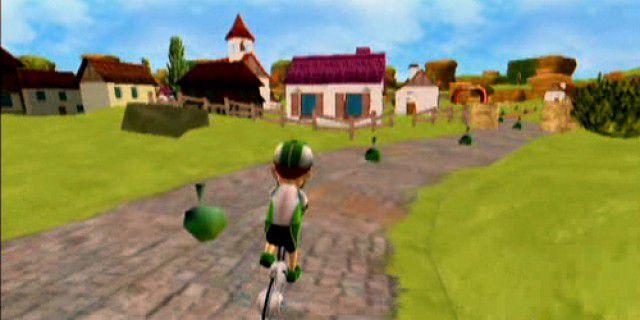 Wii bike
