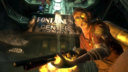Bioshock 2 pics