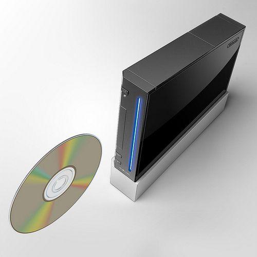 Black Wii pics