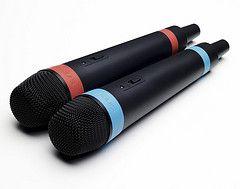 Singstar Microphones