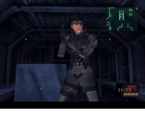 Metal Gear Solid pics