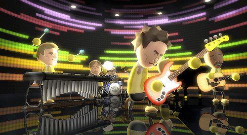 Wii Music Plus pics