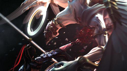 Bayonetta review pics