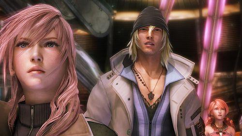 Final Fantasy XIII pics