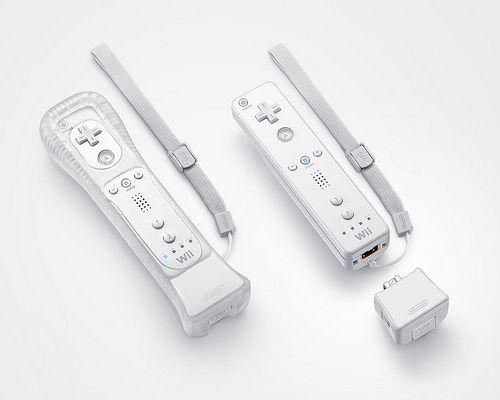 Wii MotionPlus controller pics