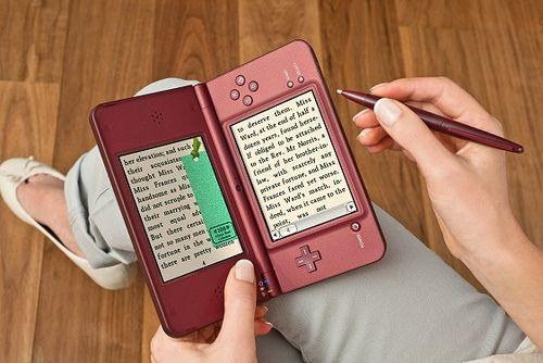 Nintendo DSi XL pics