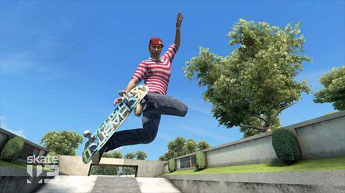 Skate 3 review pics