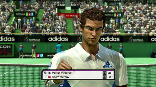 Virtua Tennis 4 pics