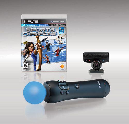 PlayStation Move pics