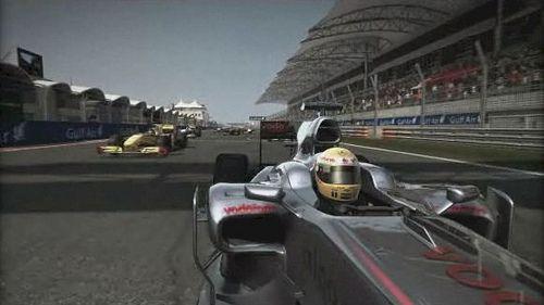 F1 2010 review pics