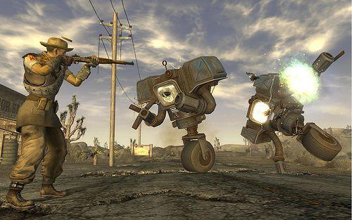 Fallout New Vegas review pics