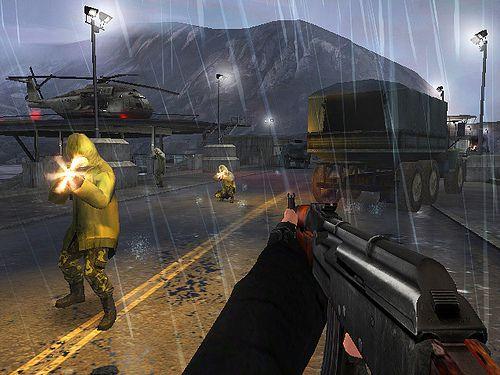 Goldeneye 007 review screenshots