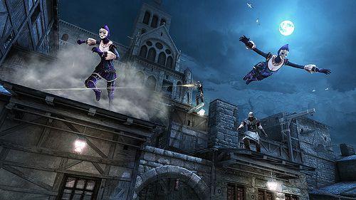 Assassins Creed Brotherhood pics