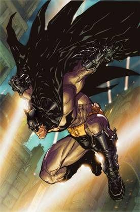 Batman Arkham City pics