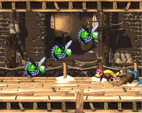 Donkey Kong Country Returns review screenshots