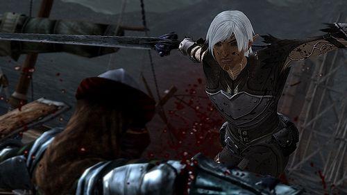 Dragon Age 2 pics