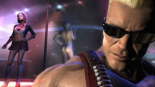 Duke Nukem Forever pics