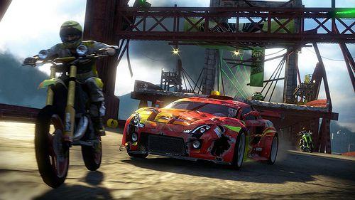 MotorStorm Apocalypse review pics