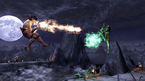 Mortal Kombat review screenshots