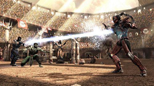Mortal Kombat review pics