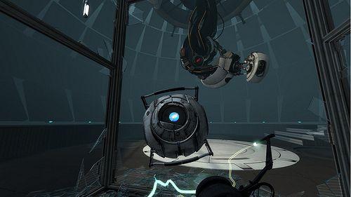 Portal 2 review pics