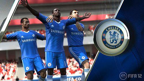 FIFA Soccer 12 pics