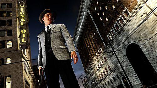 LA Noire review pics