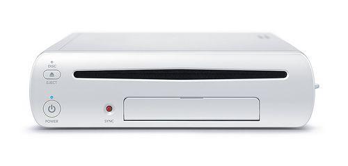 Nintendo Wii U pics