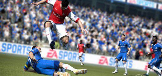 Screenshot of Kinect