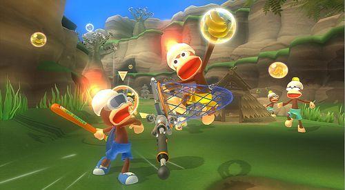 Playstation Move Ape Escape review pics
