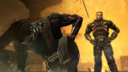 Deus Ex Human Revolution review pics