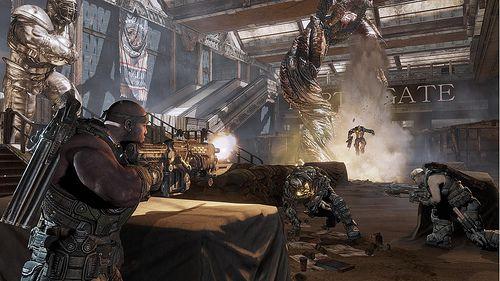 Gears of War 3 review screenshots