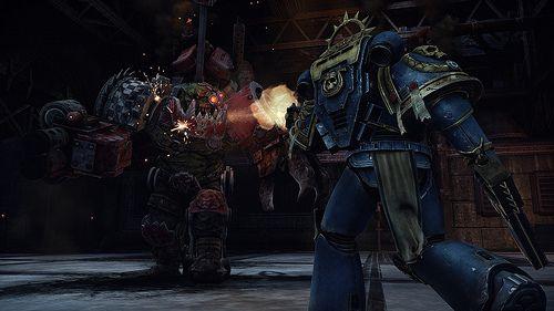Warhammer 40K Space Marine review screenshots