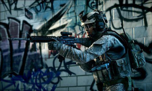 Battlefield 3 review screenshots
