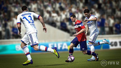 FIFA 12 review pics