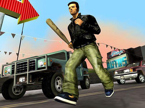 Grand Theft Auto III pics