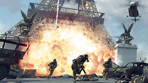 Modern Warfare 3 pics