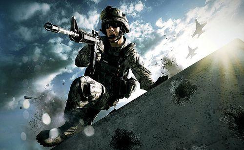 Battlefield 3 review pics