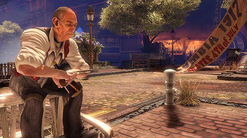BioShock Infinite pics