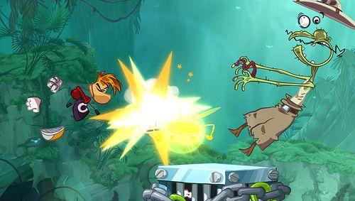 Rayman Origins review screenshots