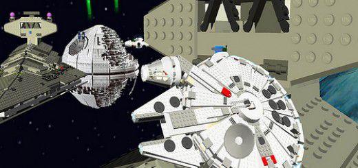 Lego Star Wars The Complete Saga screenshot