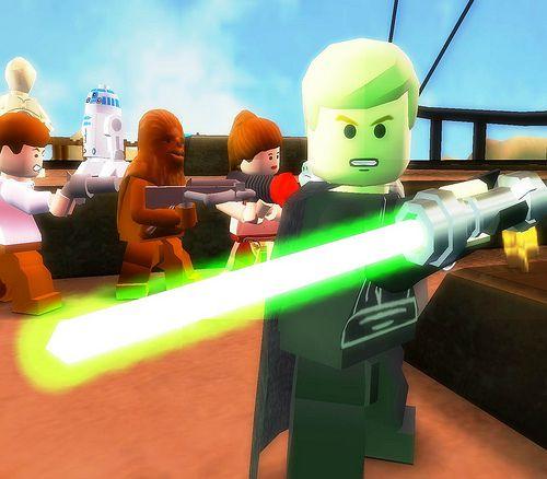 Lego Star Wars The Complete Saga pics