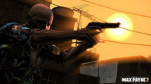 Max Payne 3 pics