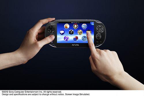 PS Vita pics