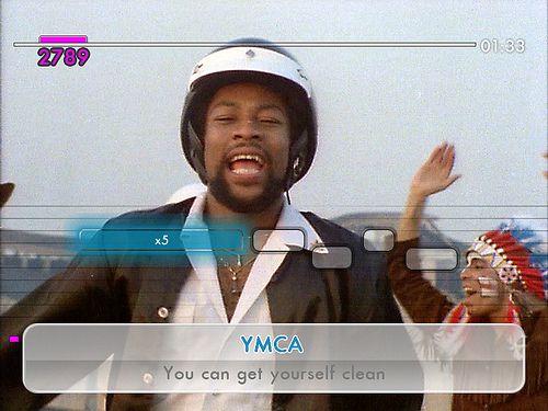We Sing POP review screenshots