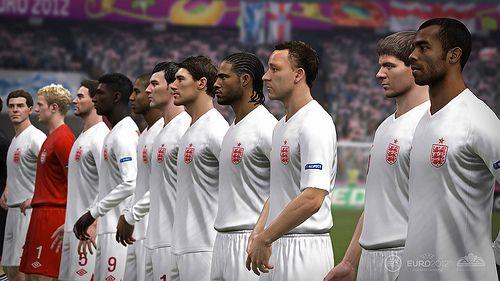 UEFA EURO 2012 FIFA 12 review pics